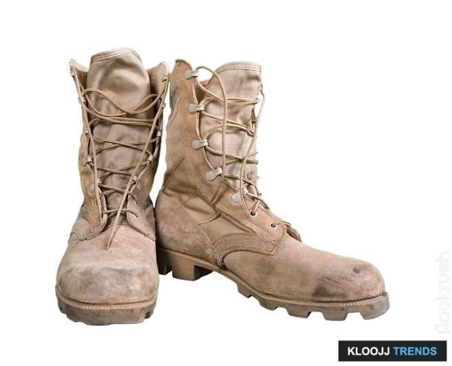 combat boots style