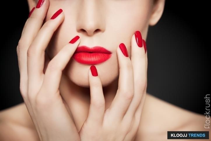 nail polish color match