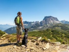 pet friendly hikes near me