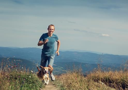 best places to hike with dogs