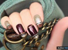 chrome nail polish kit